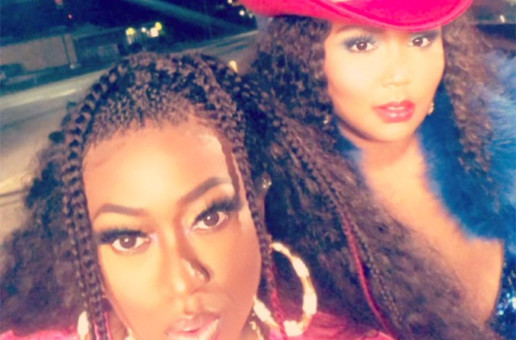 Lizzo – Temp Ft. Missy Elliot (Video)