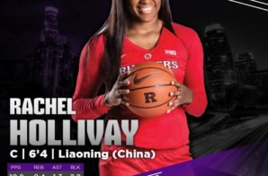 California Love: The Los Angeles Sparks Sign Rachel Hollivay