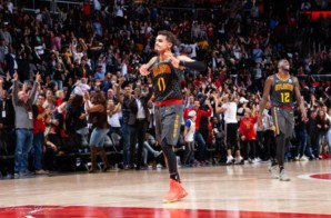 Trigger Trae: Hawks Guard Trae Young Named Kia NBA Eastern Conference Rookie of the Month