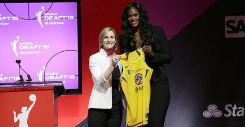 Kbrown-sparks-500x261 The Los Angeles Sparks Draft Kalani Brown with Seventh Pick in 2019 WNBA Draft