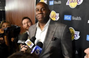 A Magical Disappearing Act: Magic Johnson Has Stepped Down as the Los Angeles Lakers Team President