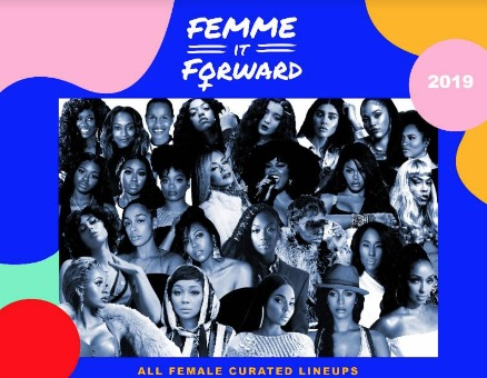 Live Nation Urban Presents Femme It Forward Event Series w/ Cardi B, Teyana Taylor, Jill Scott, City Girls & More!