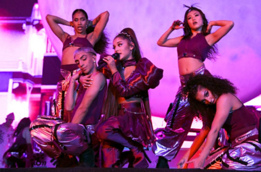 Ariana Grande Brings Out Nicki Minaj, Diddy & NSYNC at Coachella!