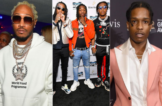 Future, Migos & A$AP Rocky to Headline Real Street Festival!