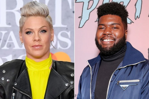 pink-khalid-500x334 Pink - Hurts 2B Human Ft. Khalid (Video)