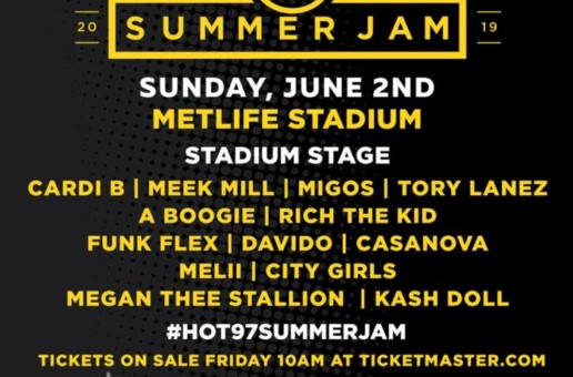Hot 97 Reveals Summer Jam 2019 Line-Up at Announcement Party! (Video)
