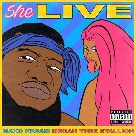 450x450bb-1 Maxo Kream - She Live ft. Meg The Stallion