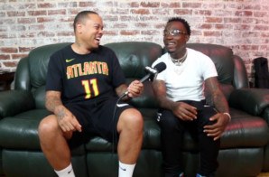 Lotto Savage Talks 'Live From The Nolia', 21 Savage, Georgia Lottery. the Atlanta Hawks & More (Video)
