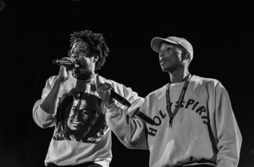 Something In The Water Brought Hip-Hop Royalty To The Virginia Beach Oceanfront