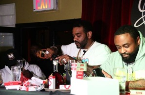 "Jim Jones ""El Capo"" Album Release Party in NYC (Recap)"