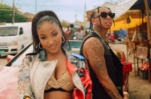Shenseea – Blessed Ft. Tyga (Video)