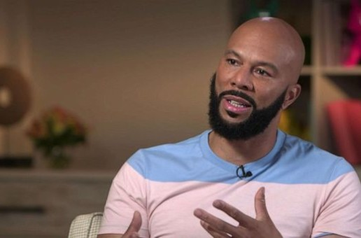 Common Reveals He Was Molested as a Child!
