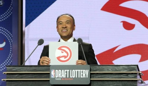hawks-draft-500x291 Atlanta Hawks Secured Picks No. 8 and 10 in 2019 NBA Draft Lottery