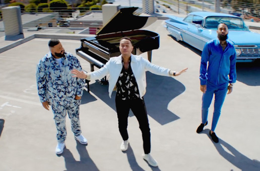 DJ Khaled – Higher Ft. Nipsey Hussle & John Legend (Video)