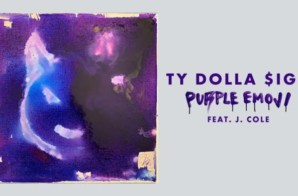 Ty Dolla $ign – Purple Emoji feat. J. Cole (Prod by MXXWLL)