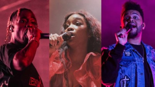 "power-500x282 SZA, The Weeknd & Travis Scott Drop Visual For ""Power Is Power"""