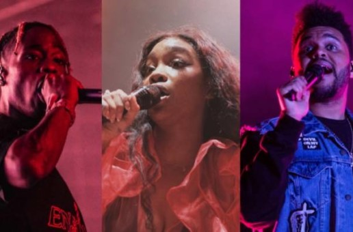 "SZA, The Weeknd & Travis Scott Drop Visual For ""Power Is Power"""