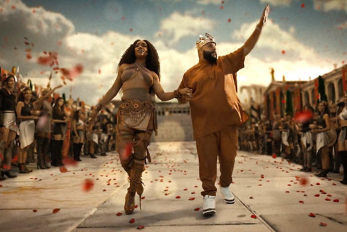 sza-dj-khaled-just-us-500x334 DJ Khaled - Just Us Ft. SZA (Video)