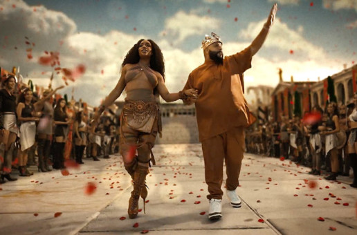 DJ Khaled – Just Us Ft. SZA (Video)