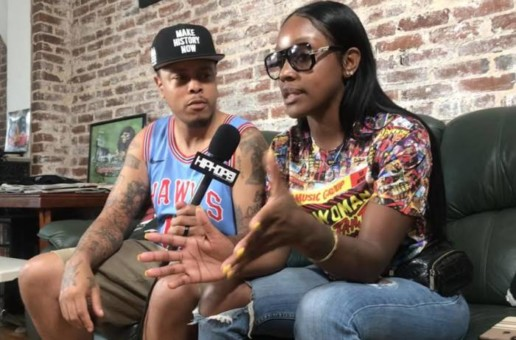 Jah Jah Talks Her Project 'Superwoman', Stripping vs. Rapping, #Hoochiemama Challenge & More (Video)