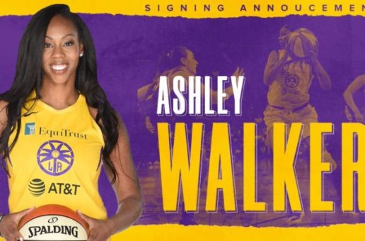The Los Angeles Sparks Have Signed Ashley Walker