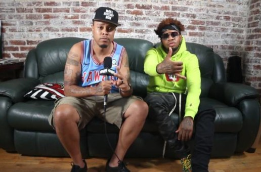 "Euro Gotit Talks 'Foreign Exchange', His Record ""I Wonder"", New Music & More (Video)"