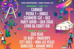 Pusha T, Lil Baby, City Girls, DaniLeigh & More to Headline The Greatest Day Ever's 2-Day Festival in Brooklyn
