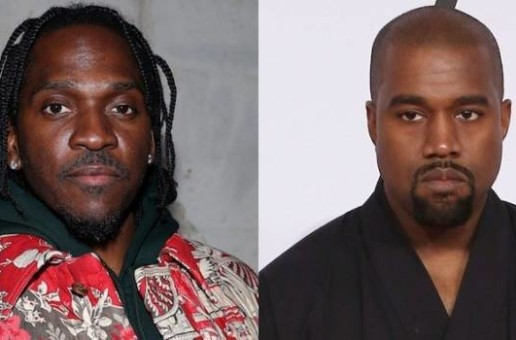 Kanye West & Pusha T Are Being Sued!
