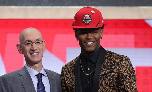 Ready To Soar: The Atlanta Hawks Acquire Cam Reddish with the 10th Pick in 2019 NBA Draft
