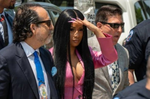 Cardi B Indicted on 14 Charges in Strip Club Fight Case!
