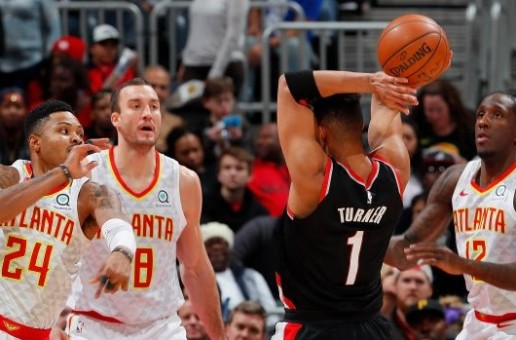 Atlanta Hawks Acquire Evan Turner from Portland in Exchange for Kent Bazemore