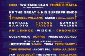 Gucci Mane, Rick Ross, Wutang Clan & More to Headline One Music Fest in Atlanta