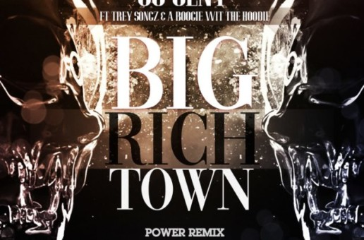 50 Cent – Big Rich Town Ft. Trey Songz x A-Boogie (Remix)