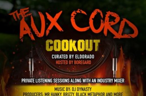 HipHopSince1987 Presents: The AUX Cord Cookout (Curated by Terrell Thomas) (July 20th in Atlanta)