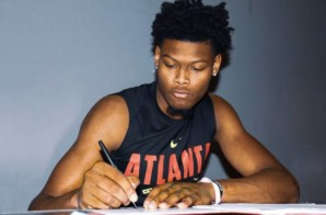 Locked & Loaded: The Atlanta Hawks Have Officially Signed Cam Reddish