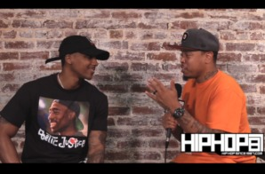 Chris2pher Talks New Music, The Art of Making Love Songs, & More with HHS1987 (Video)