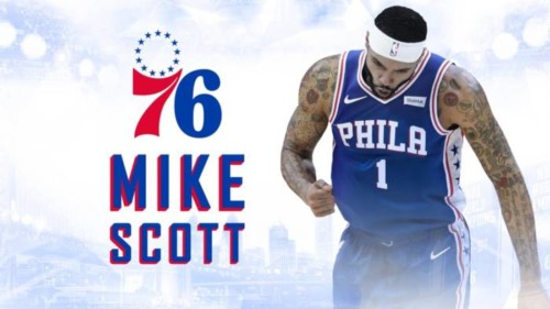 D_MmvegWwAEwhyf-500x281 Mike-Town Philly Back Again: The Philadelphia 76ers Have Officially Re-Signed Mike Scott