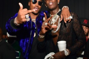 "Future Releases ""Rings On Me"" and ""Just Because"" Featuring Young Thug"