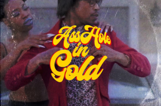 Asshole In Gold – Brittany (Video)
