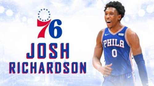 JoshRichardsonSixers-500x281 The Philadelphia 76ers Have Officially Acquired Josh Richardson
