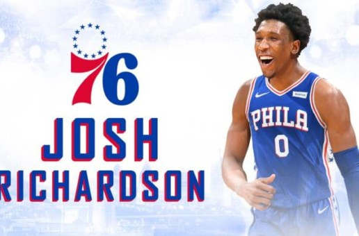 The Philadelphia 76ers Have Officially Acquired Josh Richardson