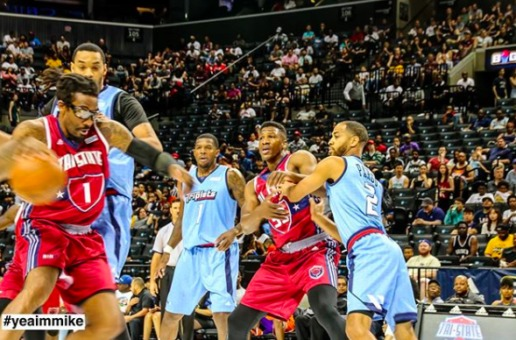 The Big 3 Made Its Return to Barclays Center (Video)