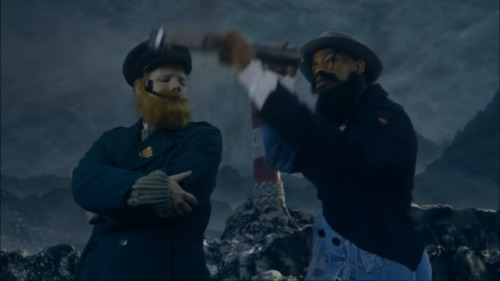 Screenshot-11-500x281 Ed Sheeran & Travis Scott – Antisocial (Video)