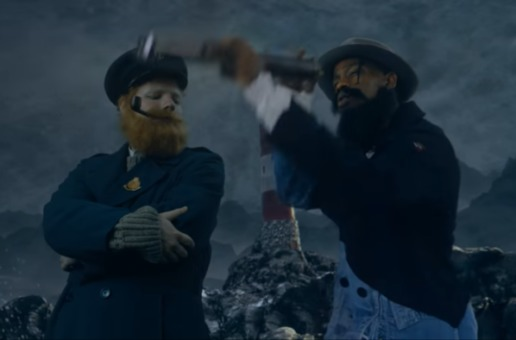 Ed Sheeran & Travis Scott – Antisocial (Video)