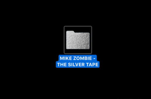 Mike Zombie – The Silver Tape (Album Stream)