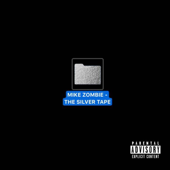 Silver-Tape-Artwork Mike Zombie - The Silver Tape (Album Stream)