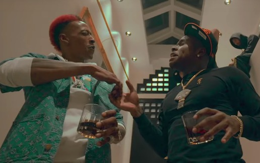 Succeed Phlyguy – No Cap Zone Ft. DaBaby & Stunna (Video)