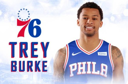 Phila Unite: The Philadelphia 76ers Have Officially Signed Trey Burke