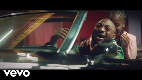da-500x281 Davido x Chris Brown - Blow My Mind (Video)