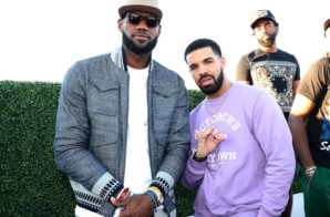 "Drake Partners With Lebron James to Launch ""Uninterrupted"" in Canada!"